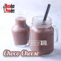 Bubuk Choco Cheese 1kg - Serbuk Minuman Coklat Keju - Bandar Powder