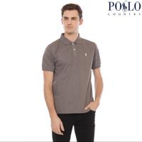 Polo Shirt Pria - Polo Shirt Poly-Cotton CLEARANCE / WARNA ACAK 2700