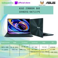 ASUS ZENBOOK DUO UX482EG-KA711IPS i7-1165G7 16GB 1TB MX450 W10+OHS
