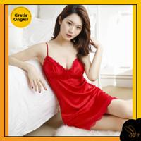 046 – Baju Tidur Wanita - Dress Lingerie Sexy Impor Murah