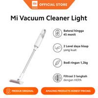 Xiaomi Mi Vacuum Cleaner Light Cleaner Mop Handheld Baterai 45 Menit