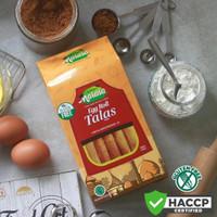 Snack Gluten Free - Egg Roll TALAS (Dus) - Pawon Narasa