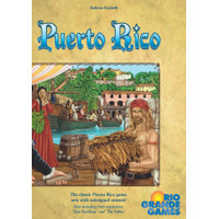 Puerto Rico Deluxe Edition TBG BoardGame - Toko Board Game
