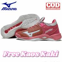 Sepatu Volly Mizuno Wave Momentum Wanita Sepatu Mizuno Wanita