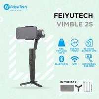 Feiyu Vimble 2S New Telescopic Handheld Smartphone Gimbal Stabilizer