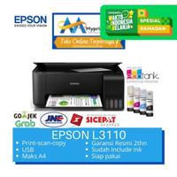 Printer Epson L3110 All in one AIO pengganti L360 L360