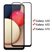 Tempered Glass Full Cover Samsung A32 Samsung A52 Samsung A72