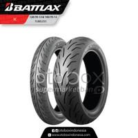 Ban Motor Battlax Tubeless 120/70-13 & 140/70-13 SC TL ban motor nmax