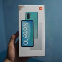 XIAOMI Redmi Note 10 4/64 Amoled Snapdragon 678 5000mAh Garansi Resmi
