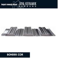 Bondek Cor / Floordeck - Lebar 1m Panjang 3m - 4m - 5m - 6m
