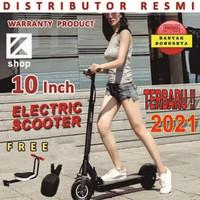 SKUTER LISTRIK / ELECTRIC SCOOTER / HOVER BOARD / NINE BOT