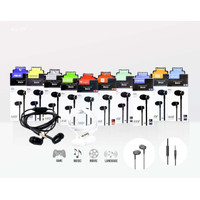 Headset Branded AS-07 Super Bass / Handsfree Asus Vivo Oppo Sony Iphon