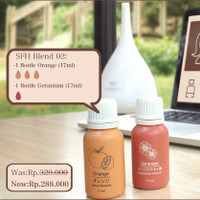 Paket Essential Oils School from Home 02 Focus & Concentration Booster