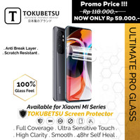 Tokubetsu Xiaomi Mix Fold Anti Gores Hydrogel - Screen Protector Pro - Clear, Front