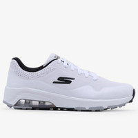 Sepatu golf pria Skechers GO GOLF Skech-Air - Dos - White/Black