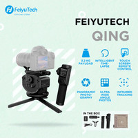 Feiyu QING New 2-axis Motion Control Device for Time-lapse Photography