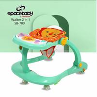 BABY WALKER SPACE BABY SB 709