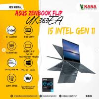 Asus Zenbook Flip 13 UX363EA EM501TS Core i5 1135G7/SSD 512/8GB/OHS