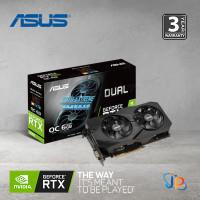 VGA ASUS Geforce RTX 2060 Dual Evo OC 6GB - 6 GB GDDR6