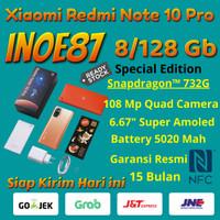 Xiaomi Redmi Note 10 Pro 8/128 Gb Super Amoled 108 Mp Garansi Resmi