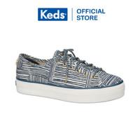 Keds Sepatu Wanita TRIPLE KICK JUNGALOW QUINN WF62893