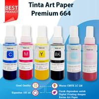 Tinta Art Paper Epson 100ml Printer L300 L310 L350 L355 L360 L365 L380