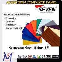 SEVEN ACP PE 4 mm - Alumunium Composite Panel 4mm