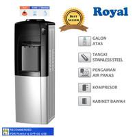 Royal Top Load Water Dispenser RTT31BKSL