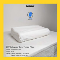 BLIMEBEL LIEV Tempur Protector / Protector Bantal Latex
