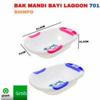 BAK MANDI BAYI/ BABY BATH LAGOON SHINPO SIZE BESAR