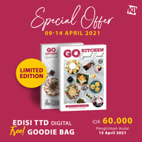 Go Kitchen Special Snack - Restu Utami Dewi - Kawan Pustaka