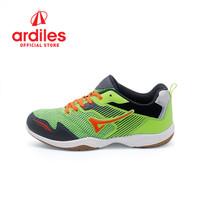 Ardiles Men Diavolo Sepatu Badminton - Hijau