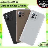 Ultra Thin Case Xiaomi Mi 11 Getgard AirCase Matte