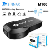 Anycast M100 4K HD Wifi Display TV Dongle Wireless HDMI Dongle Anycast