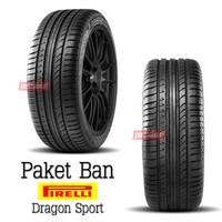 PAKET Pirelli Dragon Sport 245/35-20 95Y & 275/30-20 97Y Ban BMW F30
