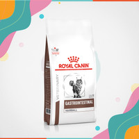 ROYAL CANIN/ GASTROINTENESTINAL/ SKIN HAIR BALL/ VCN CAT/ 400 GRAM