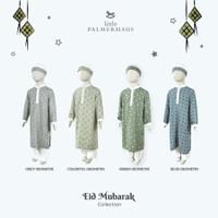 Little Palmerhaus Setelan Baju Koko & Peci Ramadhan Series