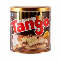tango wafer kaleng coklat 350gr