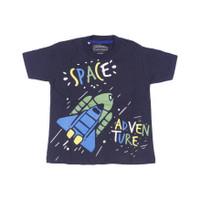 T-Shirt Anak Motif Space Adventure