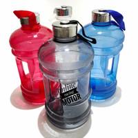 botol air minum gym model galon 2.2 liter unik serbaguna