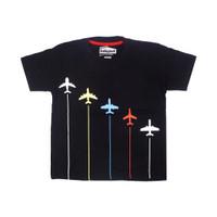 T-Shirt Anak Motif Pesawat Bk