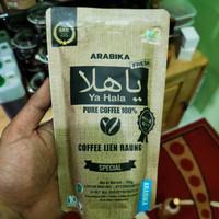 Ya Hala Coffee Arabika Ijen Raung - 125gr