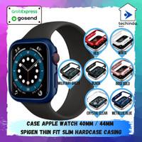 Case Apple Watch 40mm / 44mm Spigen Thin Fit Slim Hardcase Casing