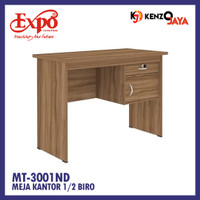Meja Kantor 1/2 Biro EXPO MT-3001 ND