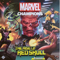 Marvel Champions: The Card Game – The Rise of Red Skull - Expansion