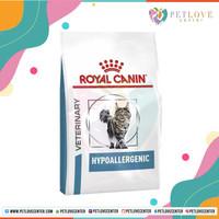 ROYAL CANIN/ HYPOALLERGENIC/ CAT FOOD/ MAKANAN KUCING/ 400 GRAM