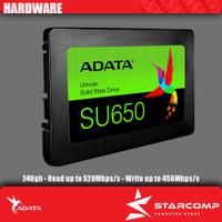 SSD ADATA 240GB SU650 Ultimate 2.5