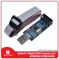 USB ASP USB ISP AVR Programmer Downloader