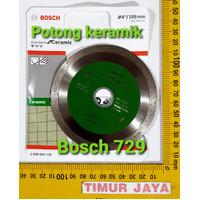"Diamond Wheel 4"" Bosch Keramik 729"