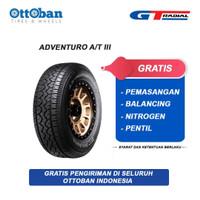 GT Radial Adventuro AT3 LT 285 75 R16 126/123R 10PR OWL Ban Mobil